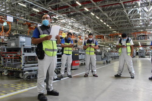 More than 5,200 Audi México employees united in climate change solutions