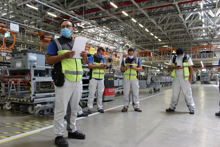 Zusammen gegen den Klimawandel – ||über 5.200 Mitarbeiter_innen von Audi México schlagen Lösungen vor