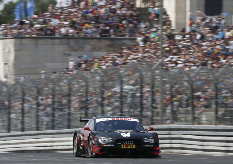Quotes after qualifying at the Norisring