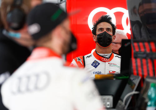 Formula E, Valencia E-Prix 2021