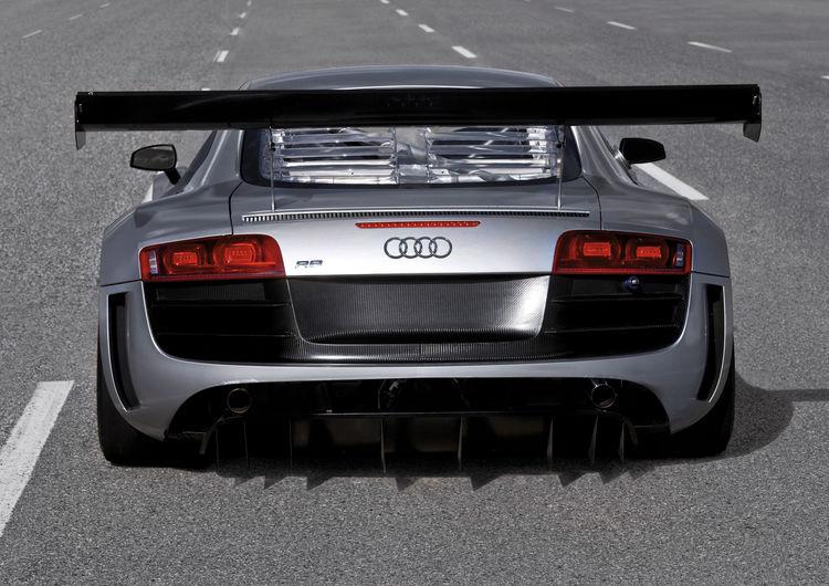 GT3-Version des Audi R8