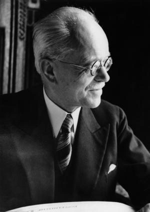 August Horch, Mitglied des Aufsichtsrates der Auto Union AG Ende der 30er Jahre