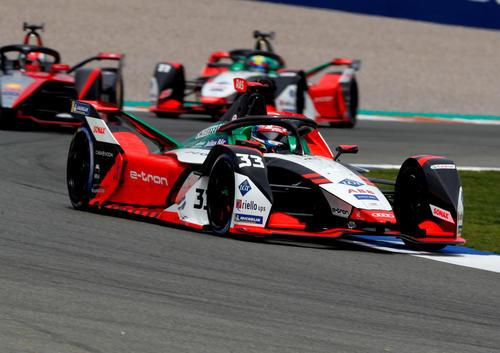 Formel E, Valencia E-Prix 2021
