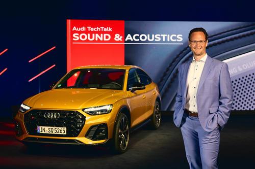 Audi TechTalk Sound & Acoustics