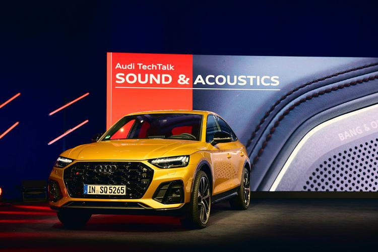 Audi TechTalk Sound & Akustik
