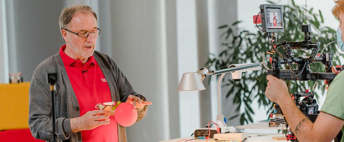 Online-Workshops in den Pfingstferien für junge Technik-Talente und Hobbygärtner_innen