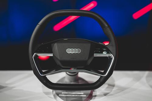 Audi TechTalk Steering