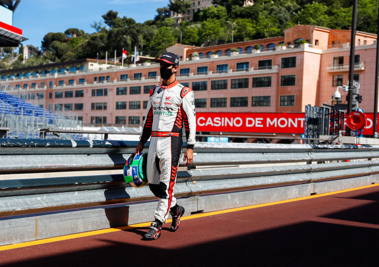 Formel E, Monaco E-Prix 2021