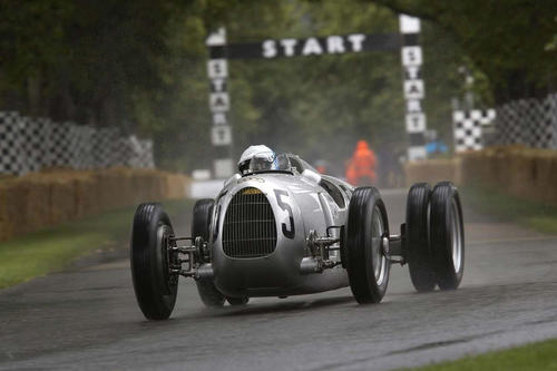 Audi celebrates three major anniversaries at Goodwood