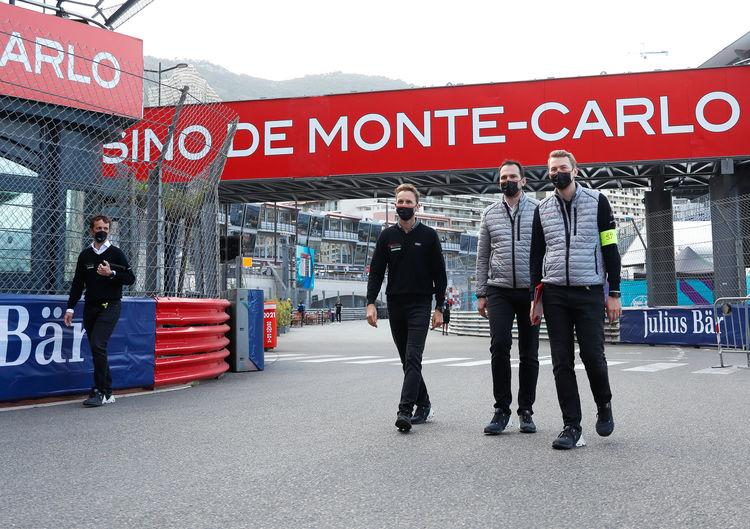 Formula E, Monaco E-Prix 2021