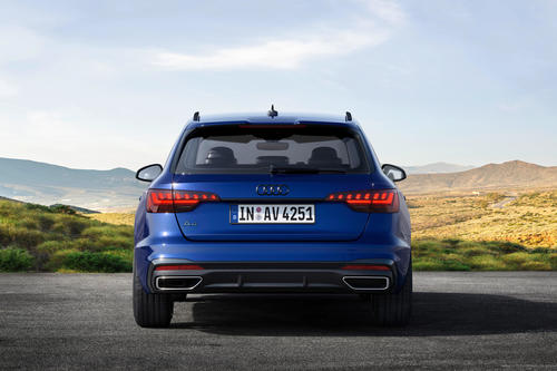Audi A4 Avant S line competition plus