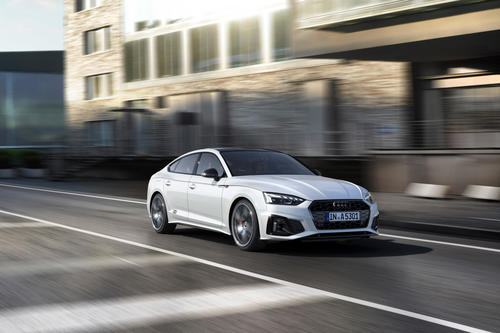 Audi A5 Sportback S line competition plus