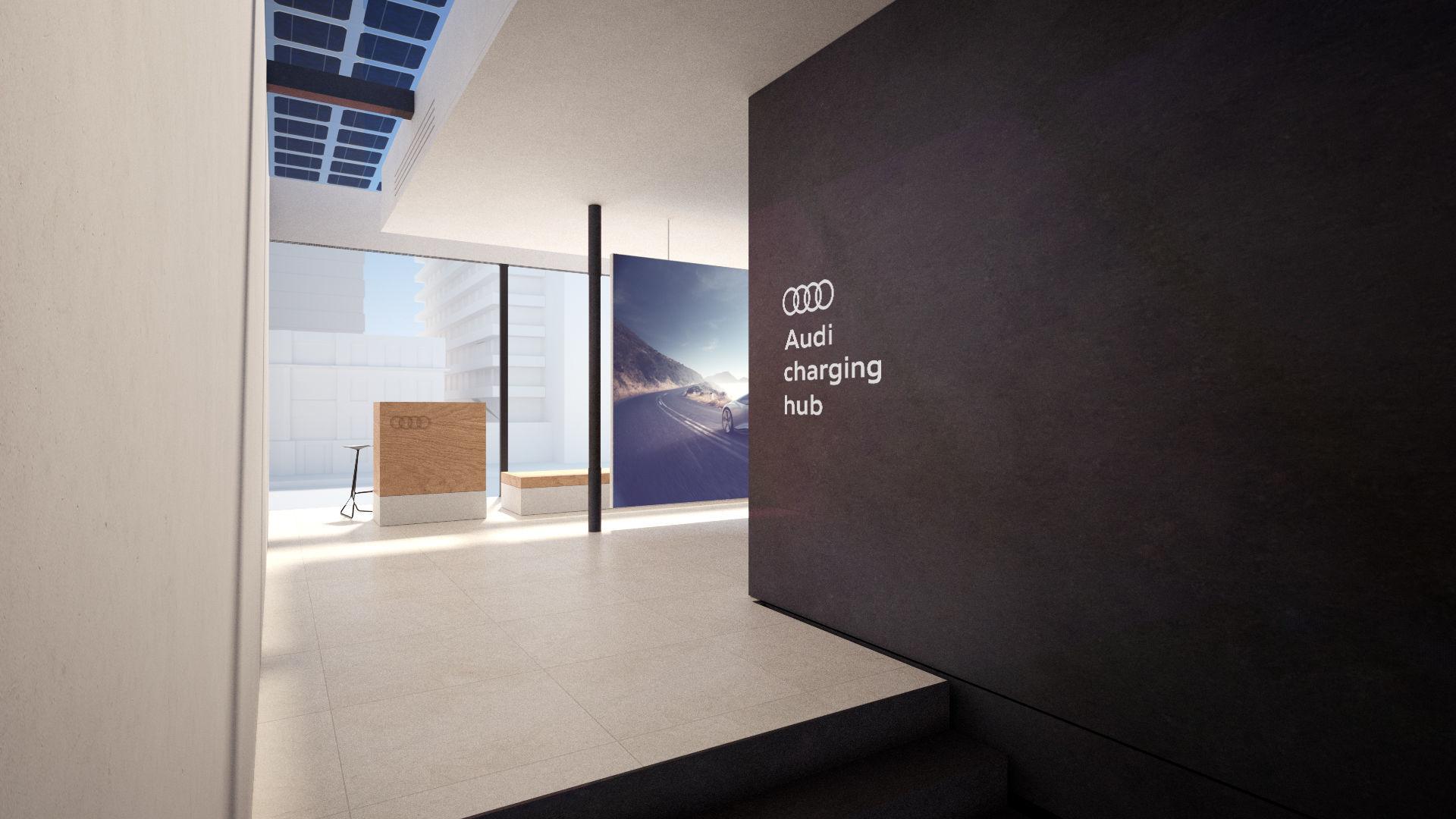 Audi pilots concept for quick charging - Image 2
