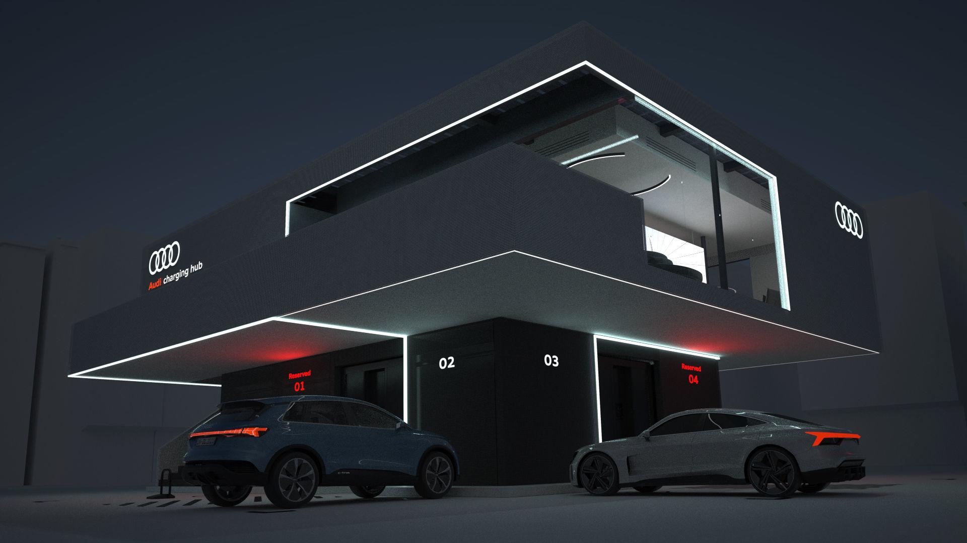 Audi pilots concept for quick charging - Image 3