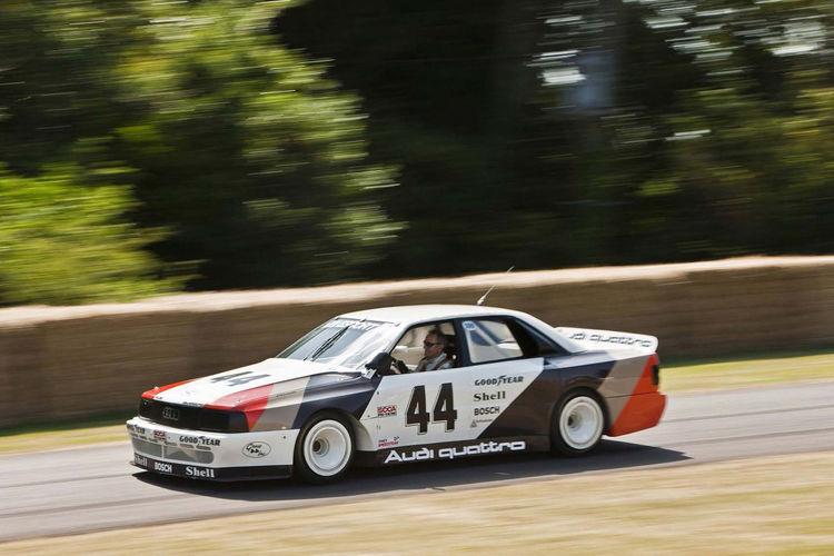 Audi celebrates three major anniversaries at Goodwood