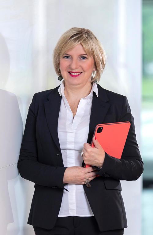 Ab 1. Juni 2021 ist Kinga Németh neues Vorstandsmitglied Personal und Organisation der Audi Hungaria