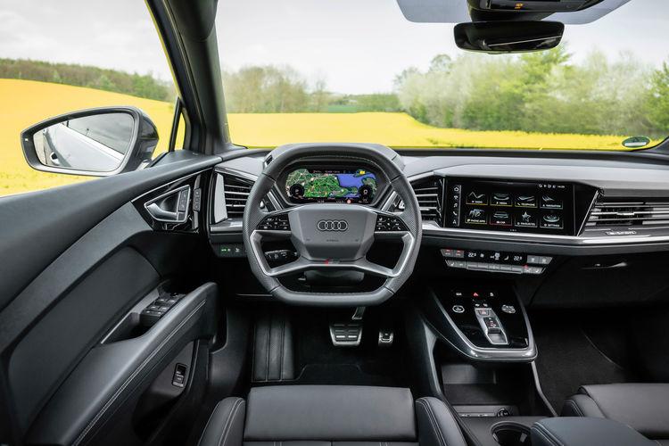 Audi Q4 Sportback 50 e-tron quattro Edition One