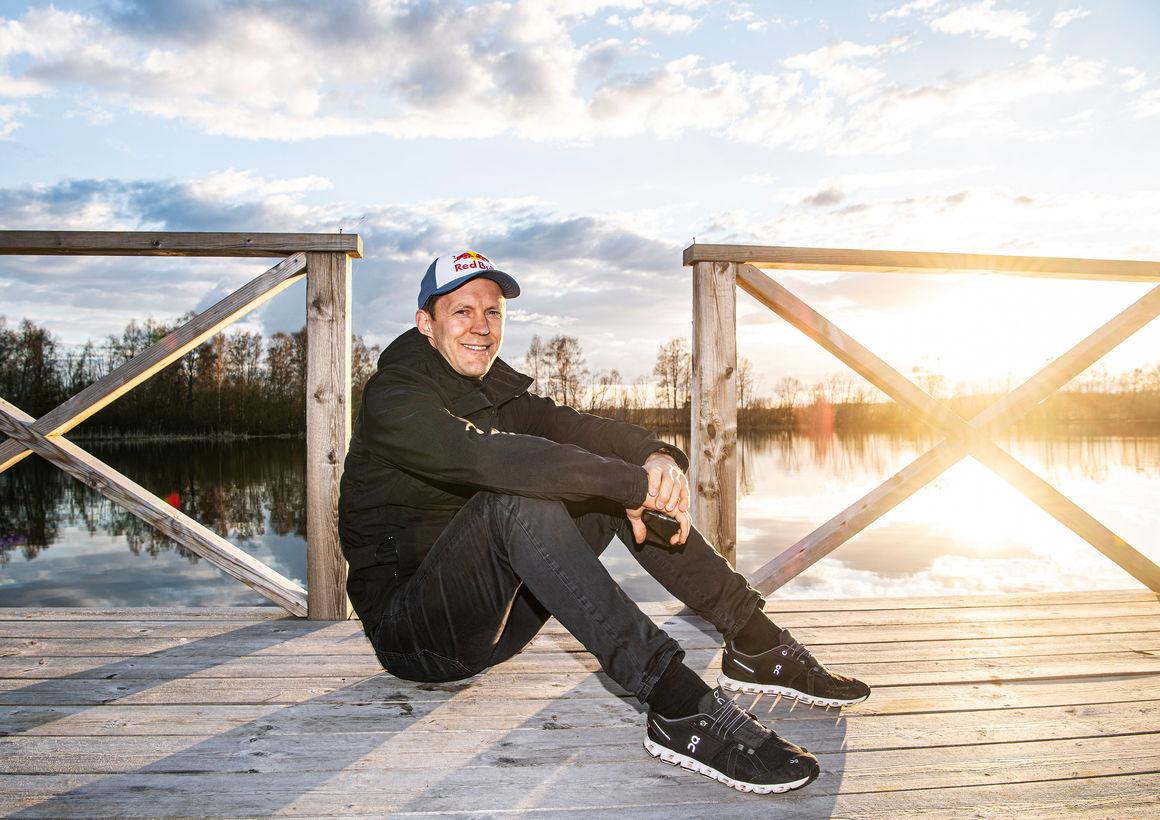 Homestory Mattias Ekström