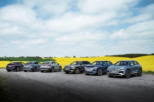 Audi Q4 Sportback 40 e-tron, Audi Q4 Sportback 50 e-tron quattro Edition One, Audi Q4 Sportback 50 e-tron quattro, Audi Q4 50 e-tron quattro Edition One, Audi Q4 40 e-tron, Audi Q4 50 e-tron quattro