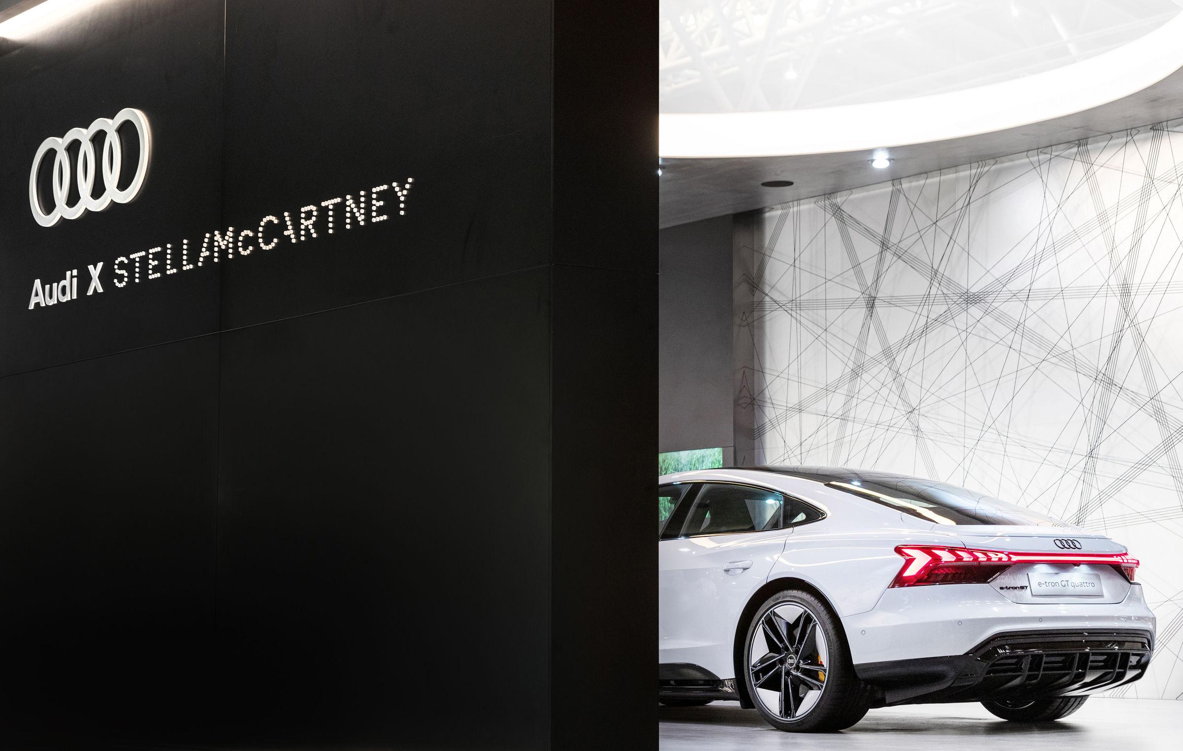 Regenerative Design: Audi at Design Shanghai 2021 in cooperation with Stella McCartney - Image 5