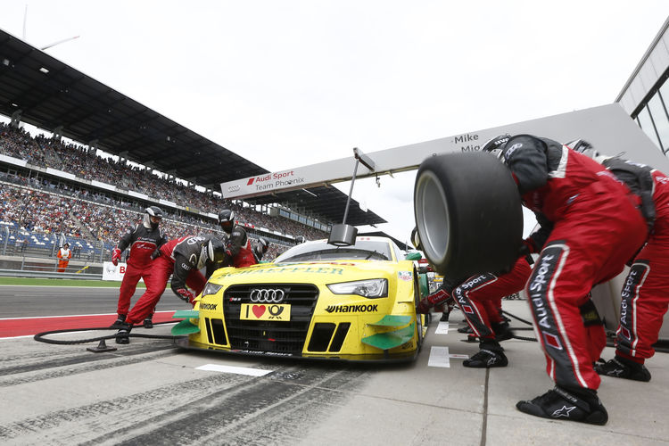 Eager anticipation of DTM home round at Norisring