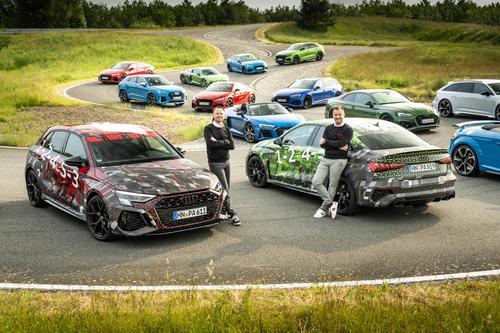 Audi Sport Produkt-Portfolio