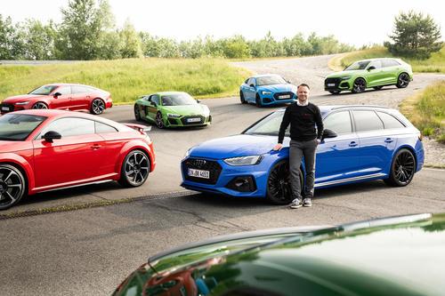 Audi Sport Product Range
