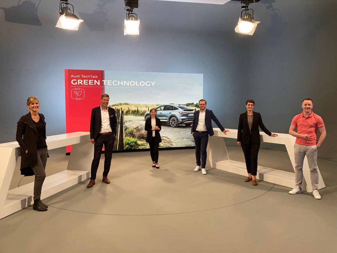 Green Technology: Environmental Projects Are Picking up Pace at Audi