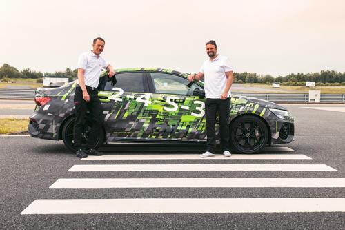 Audi RS 3 Prototyp