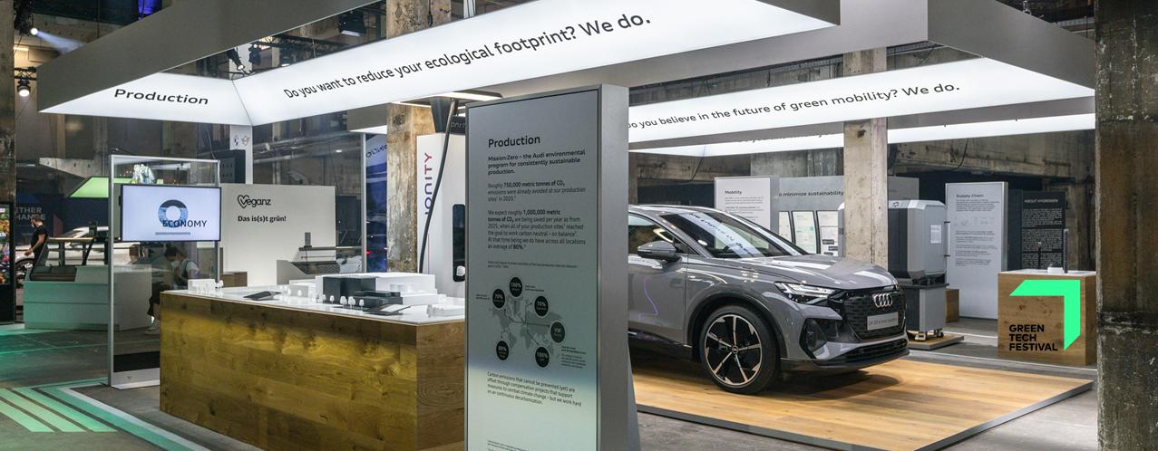 Audi TechTalk: Green Technology