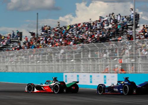 Formula E, Puebla E-Prix 2021