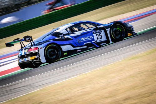 Fanatec GT World Challenge Europe powered by AWS Sprint Cup 2021