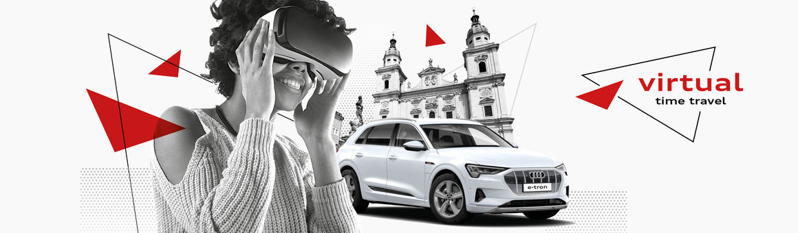 """Audi is making the history of the Salzburg Festival """"experienceable"""""""