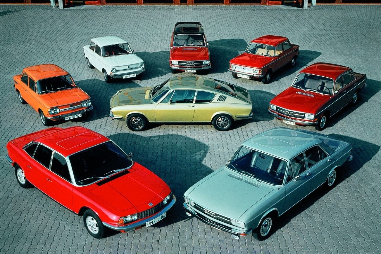"""A Slogan with History: Audi marks 50 Years of """"Vorsprung durch Technik"""" - Image 5"""
