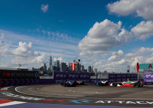 Formula E, New York E-Prix 2021