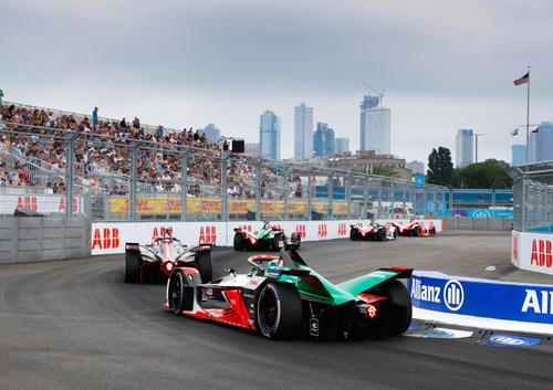 Formel E, New York E-Prix 2021