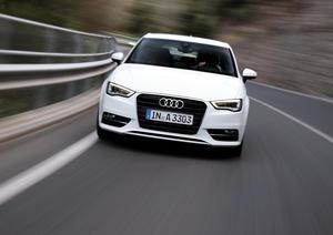 Audi A3 2.0 TDI quattro mit S line Exterieur-Paket