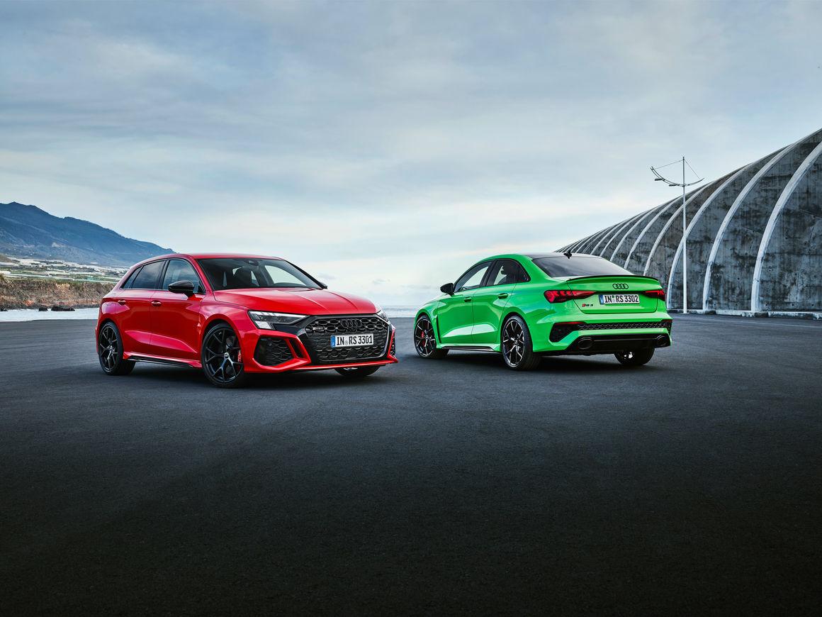 Audi RS 3 Sportback / Audi RS 3 Sedan