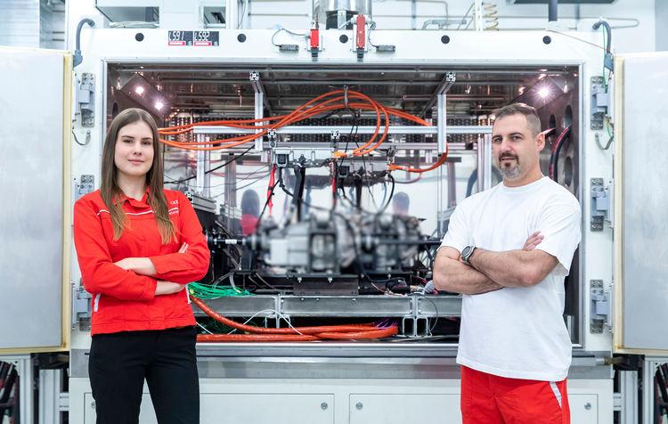 Audi Hungaria: Investition in die Technische Entwicklung