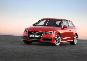 Audi A3 1.8 TFSI quattro with S line Exterieur-Package