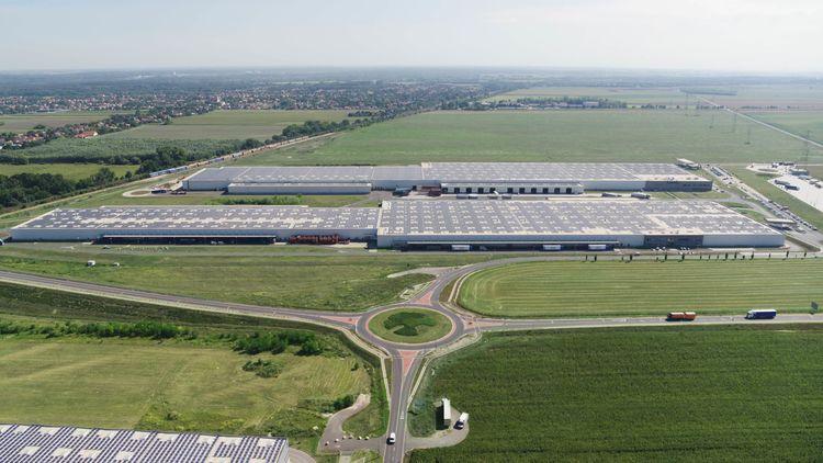 Audi Hungaria für eine nachhaltige Zukunft