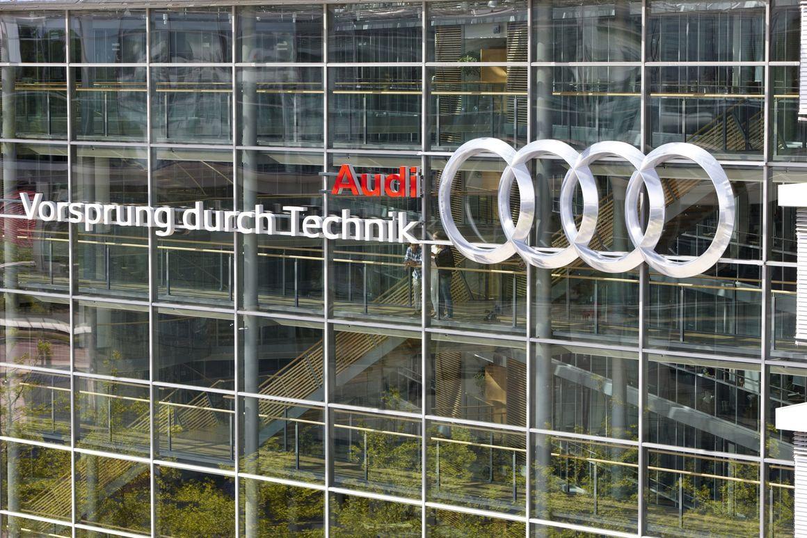 AUDI AG Ingolstadt