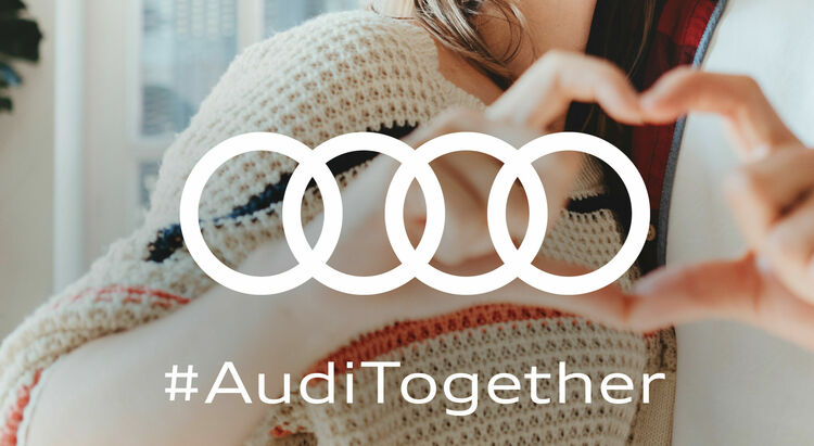 Audi staff donate money for flood victims