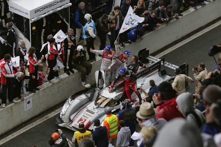 Quotes after the race at Le Mans