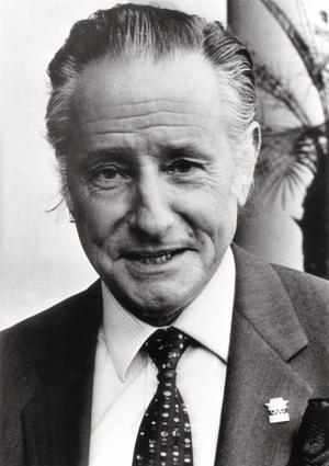 Dr. Wolfgang R. Habbel, Vorstandsvorsitzender der Audi NSU Auto Union AG (geb. 25. März 1924)