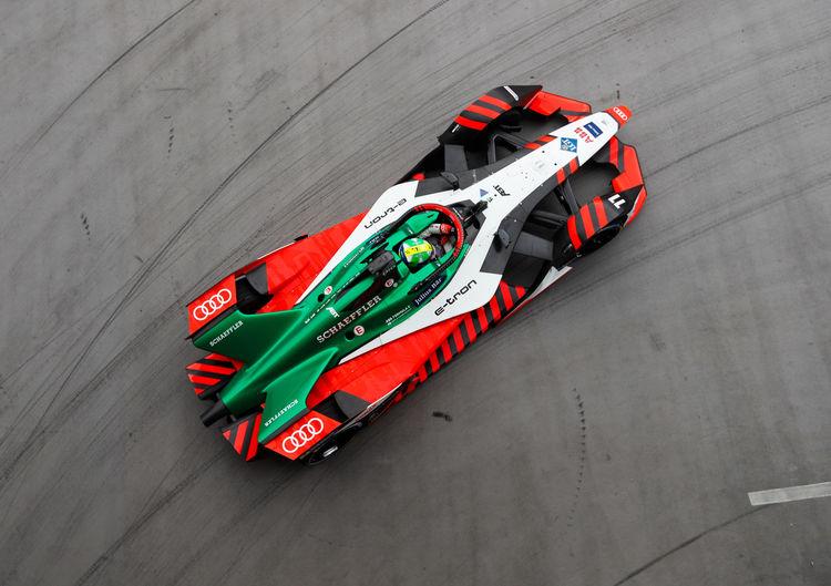 Formel E, London E-Prix 2021