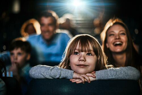 Sommer-Kinder-Kino