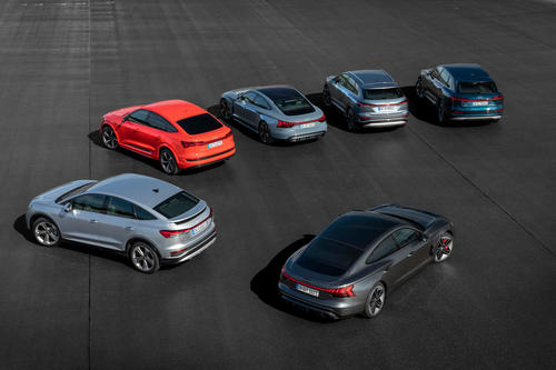 Electrifying test drives