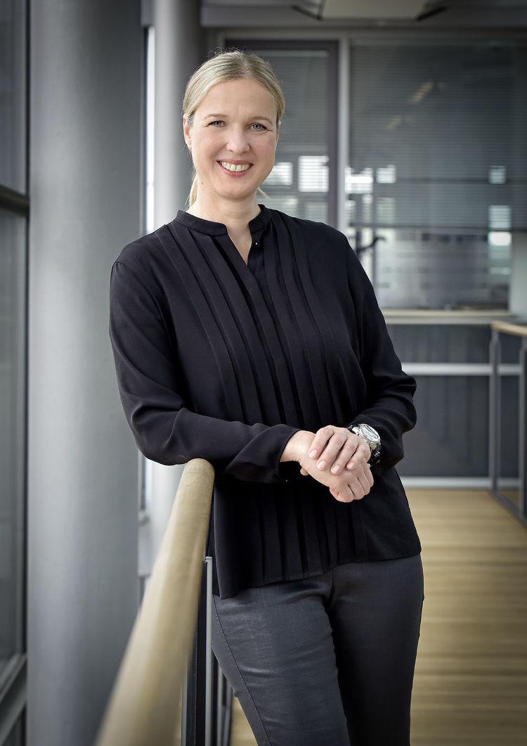 Silja Pieh, Leiterin Unternehmensstrategie, AUDI AG