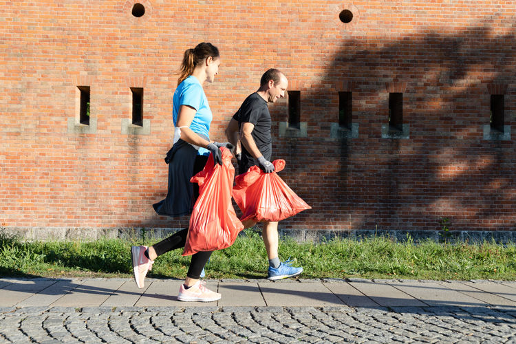 Fitness and environmental action for a clean city: summer plogging in Ingolstadt